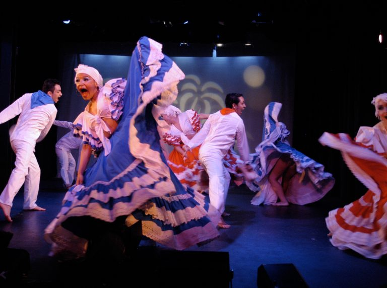 Thalia Spanish Theatre 2011 NALAC Fund for the Arts Grantee