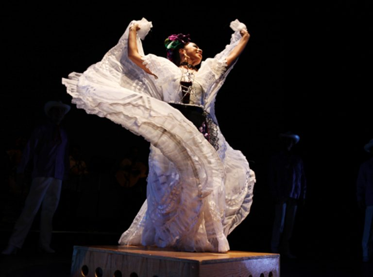Calpulli Mexican Dance Company, 2013 NALAC Fund for the Arts Grantee. Photo by Julieta Cervantes