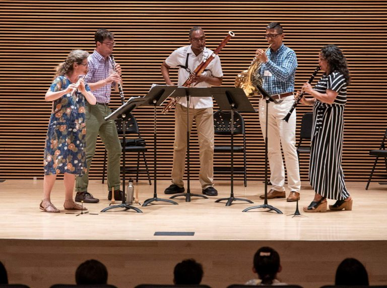 Quinteto Latino, 2017 NALAC Fund for the Arts Grantee
