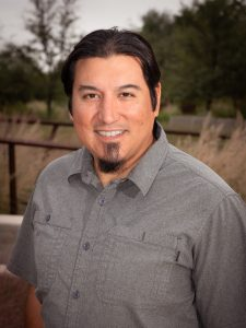 Luis M. Garza, Database and Digital Media Specialist