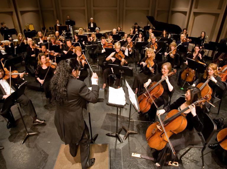 Santa Cecilia Orchestra, 2016 NALAC Fund for the Arts Grantee