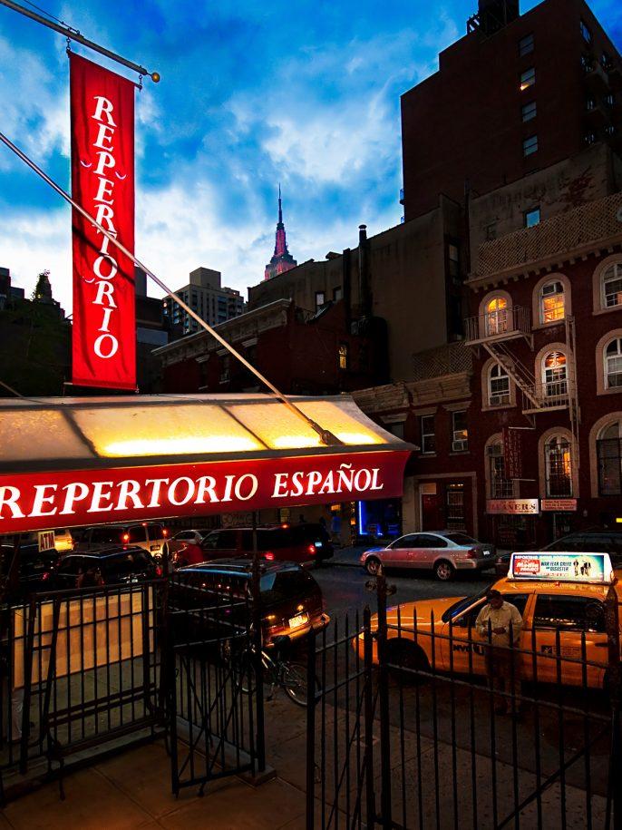 Spanish Theatre Repertory Co., Ltd., 2016 NALAC Fund for the Arts Grantee