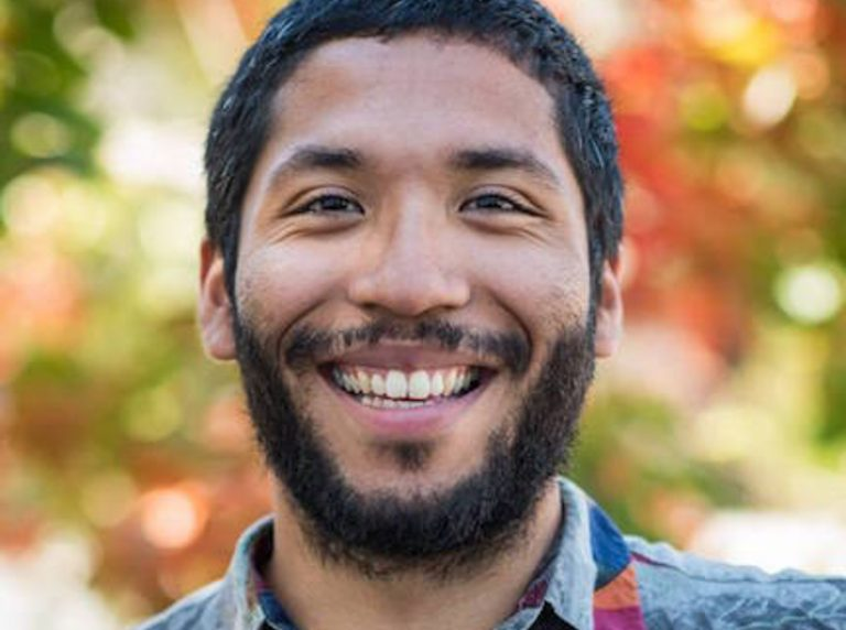 randy reyes, 2018 NALAC Fund for the Arts Grantee