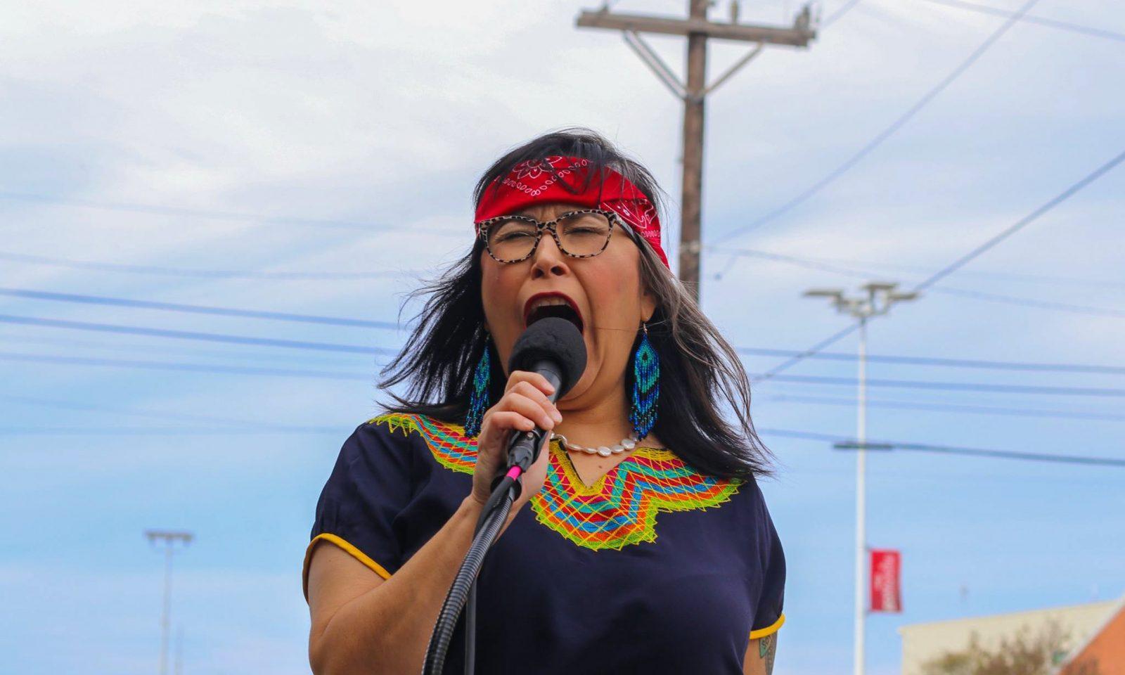 Marisela Barrera, 2018 NALAC Fund for the Arts Grantee