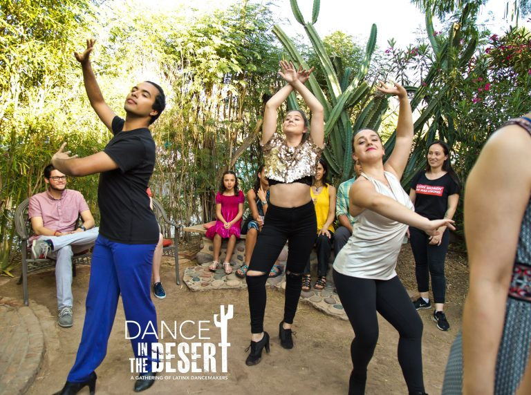 Dance in the Desert (Yvonne Montoya) 2018 NALAC Fund for the Arts Grantee
