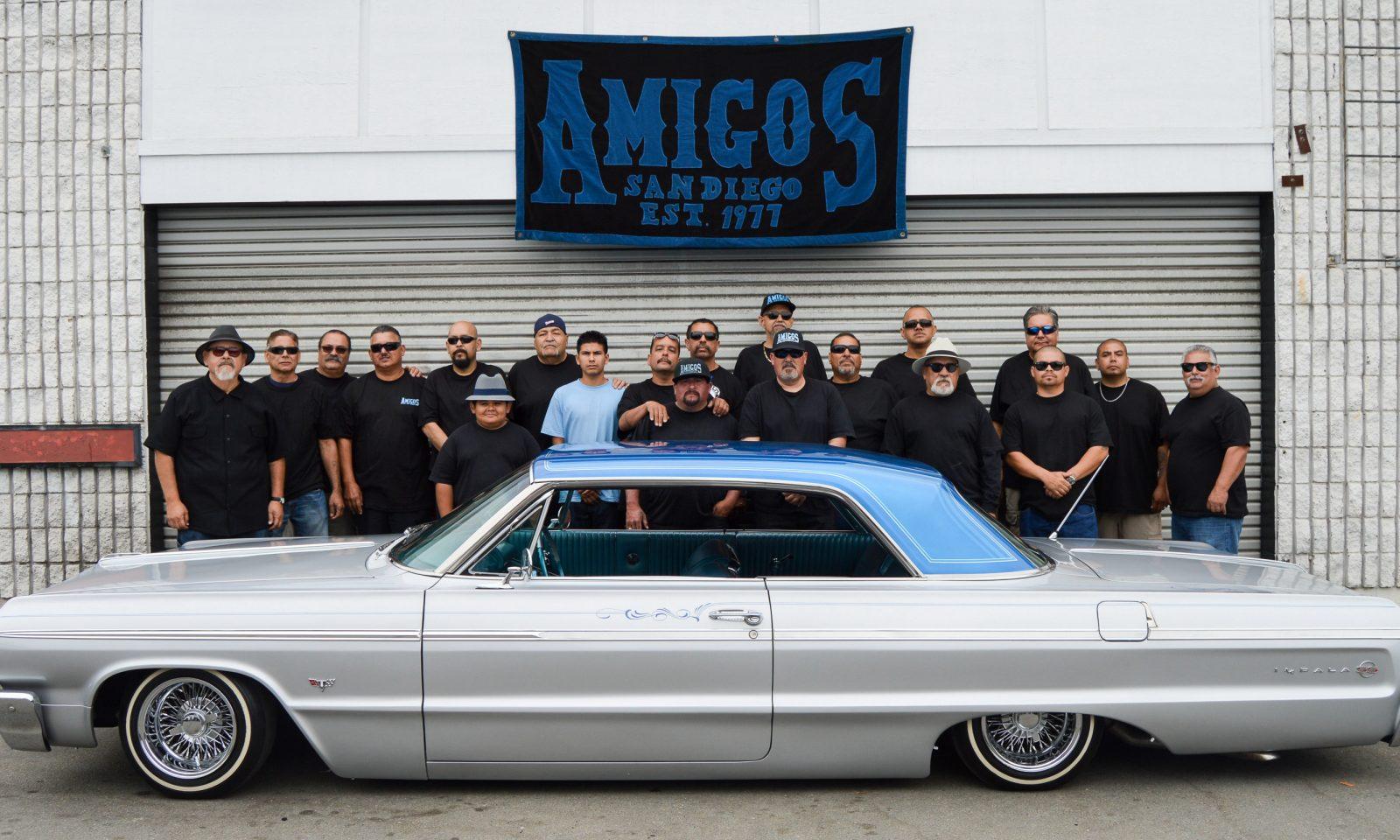 Amigos Car Club, 2018 NALAC Fund for the Arts Grantee