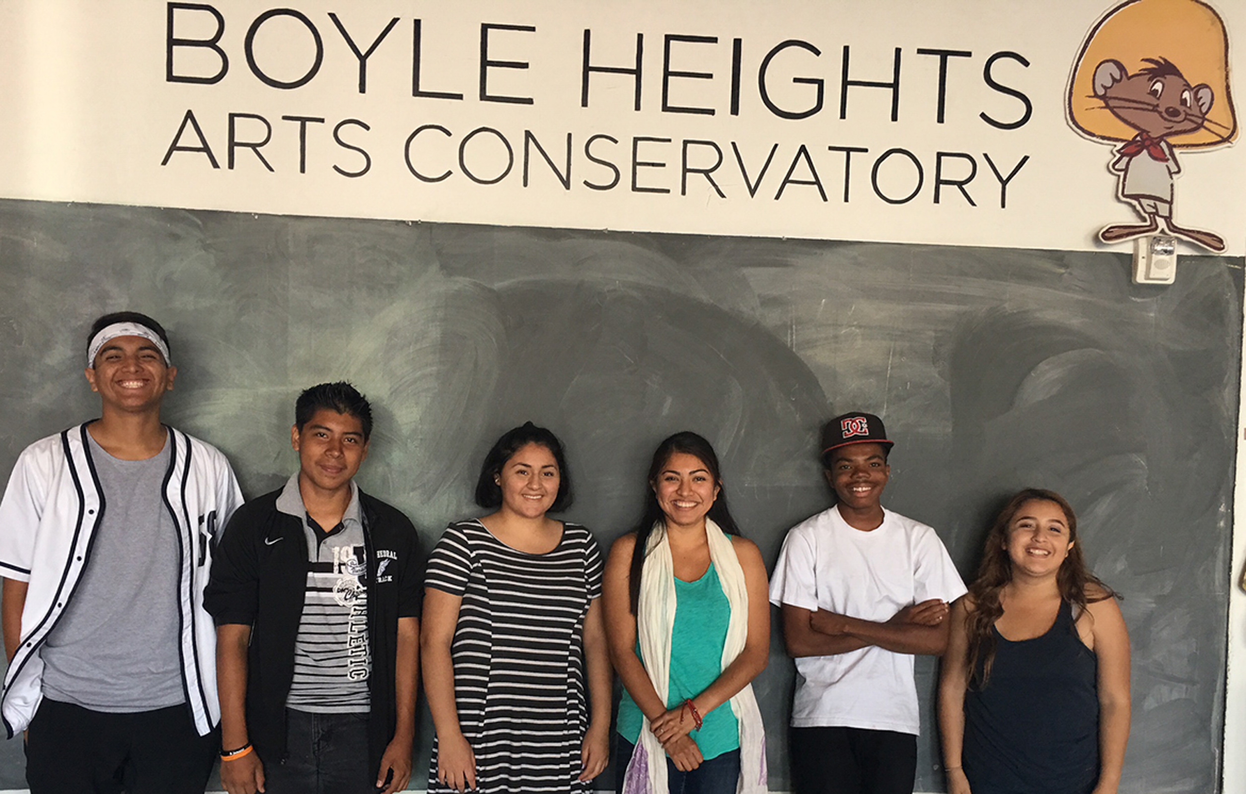 boyle heights arts conservatory  bhac