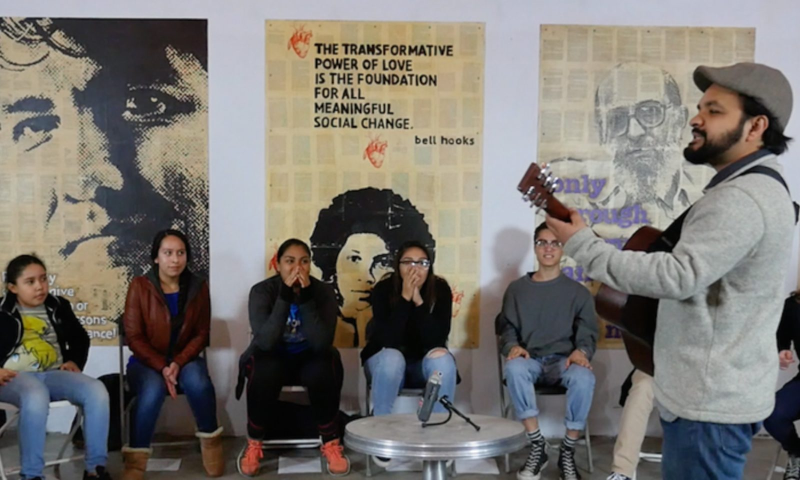 Boyle Heights Arts Conservatory, 2018 NALAC Fund for the Arts Grantee