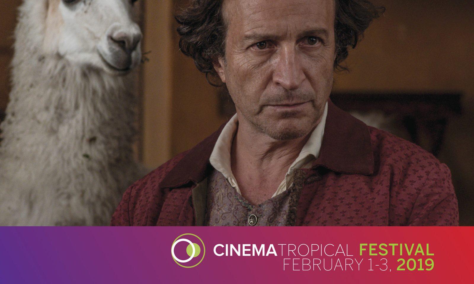 Cinema Tropical, 2018 NALAC Fund for the Arts Grantee