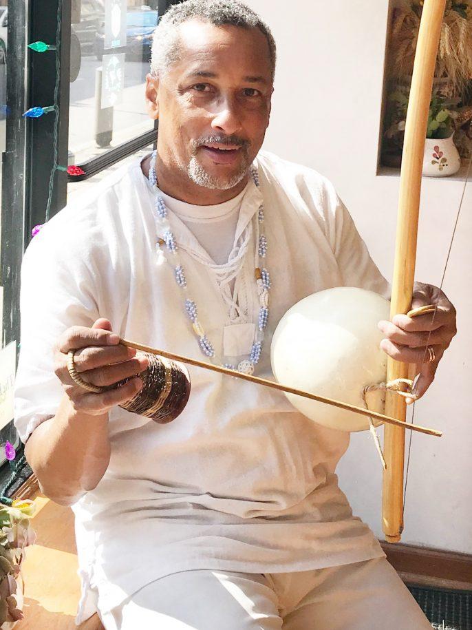 Project Capoeira, 2018 NALAC Fund for the Arts Grantee. Philadelphia, PA