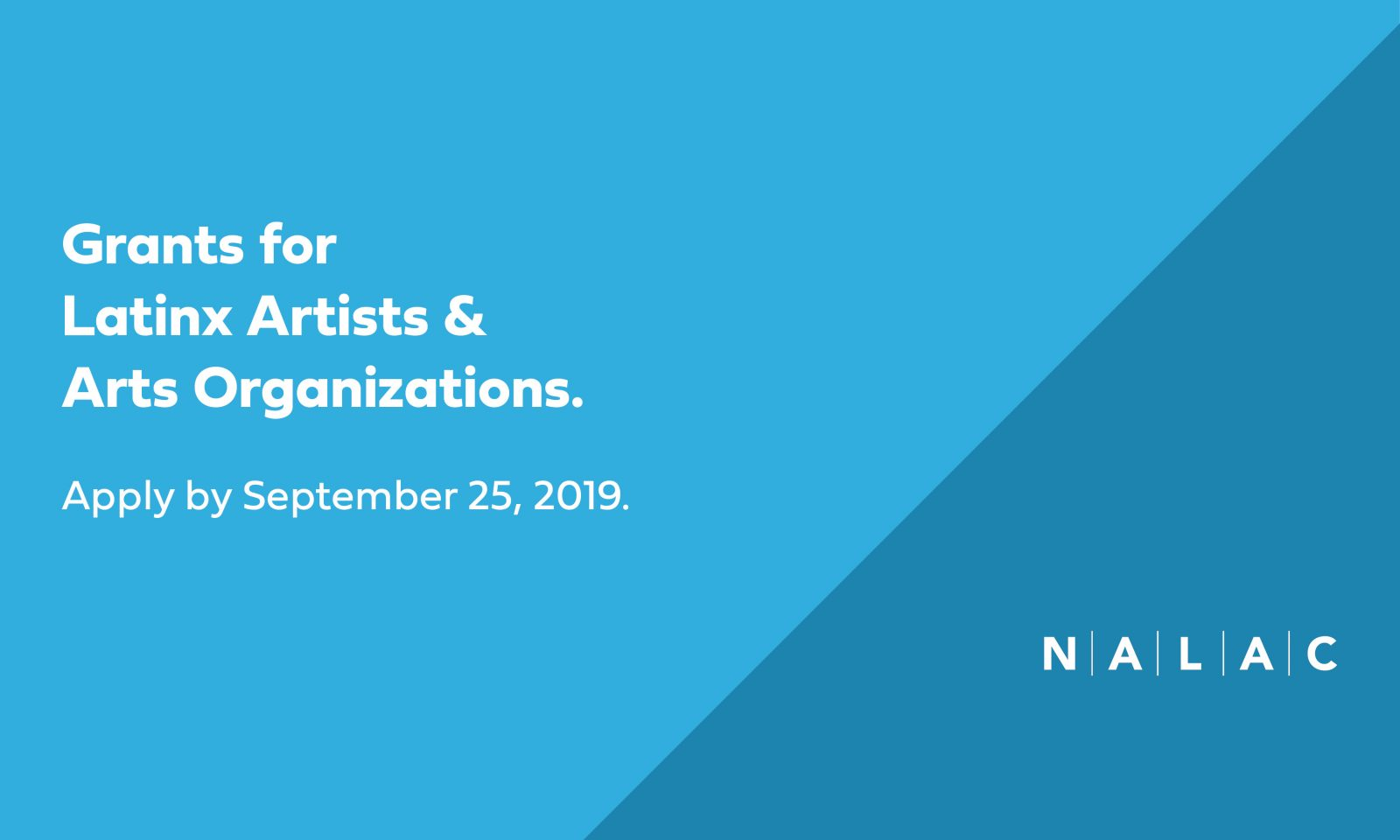 NALAC Announces $10,000 Grant Opportunities for Latinx
