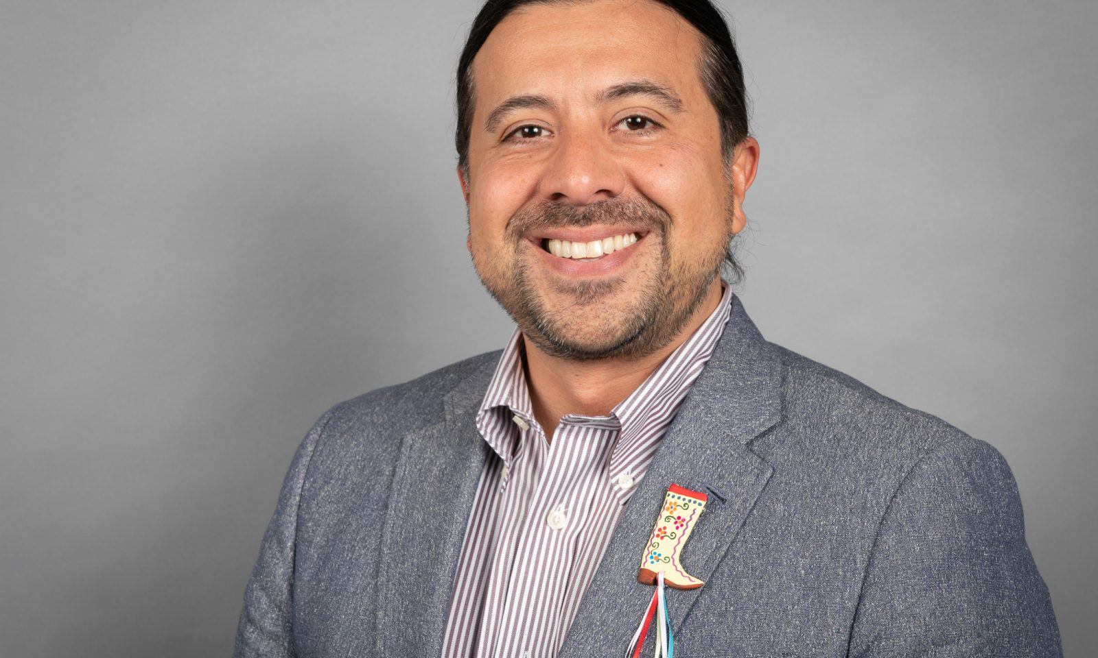 Mark , Salinas, 2019 NALAC Leadership Insitute Fellow