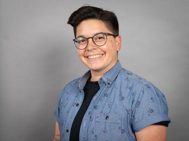 Elisa Lucía García Radcliffe, 2019 NALAC Leadership Insitute Fellow