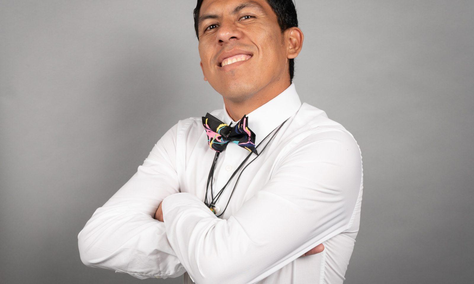 Rene Soto, 2019 NALAC Leadership Insitute Fellow
