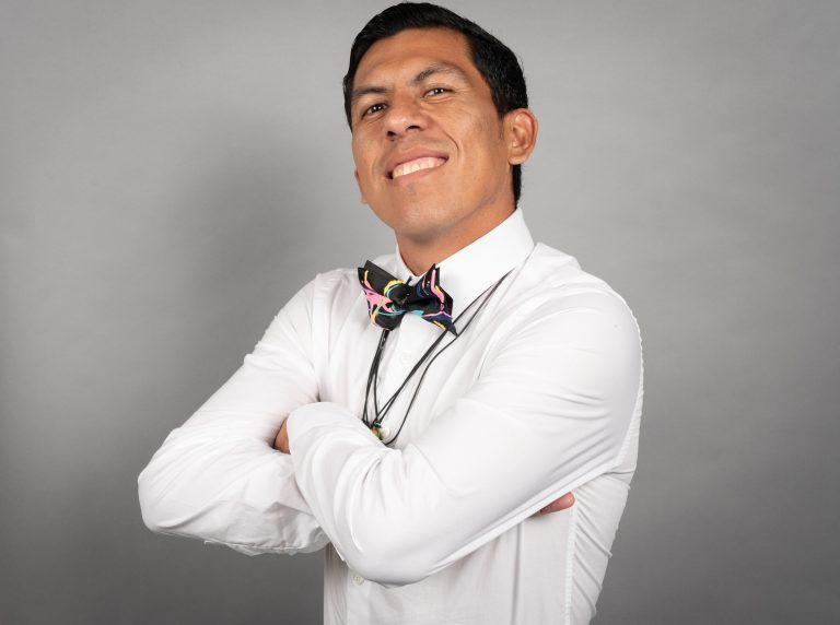 Rene Soto, 2019 NALAC Leadership Insitute Fellow