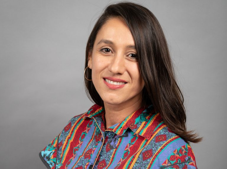 Jenea Sanchez, 2019 NALAC Leadership Insitute Fellow