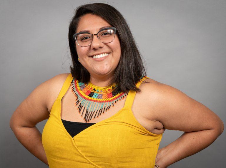 Patsy Diaz, 2019 NALAC Leadership Insitute Fellow