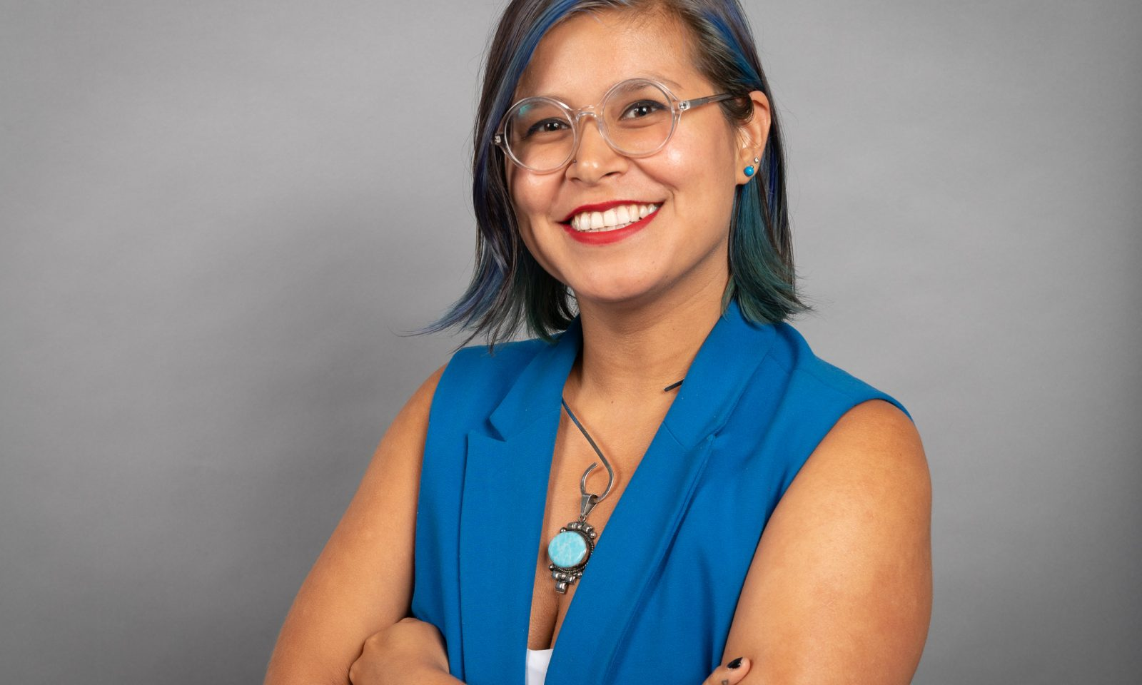 Tracy Fenix, 2019 NALAC Leadership Insitute Fellow