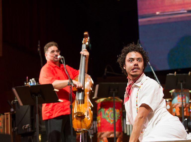 Juan Dies, 2019 NALAC Fund for the Arts, Artist/Ensemble Grantee