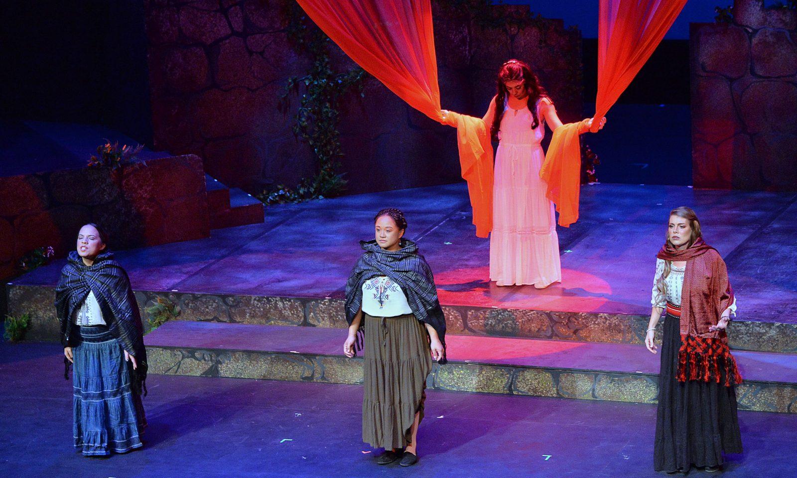 Opera Cultura, 2019 NALAC Fund for the Arts, Organization Grantee