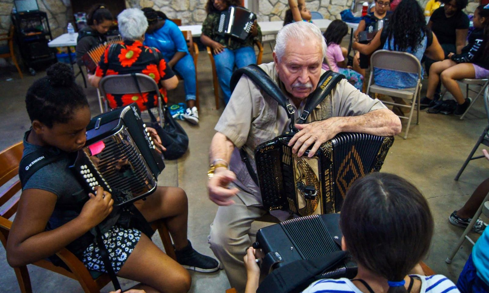 Conjunto Heritage Taller, 2019 NALAC Fund for the Arts, Organization Grantee