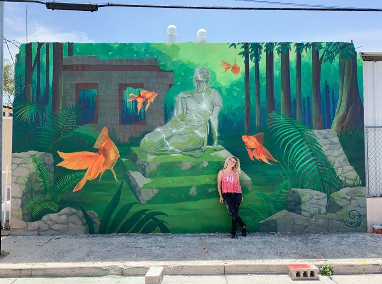FuzionArte, 2019 NALAC Fund for the Arts, Puerto Rico Artist Grantee